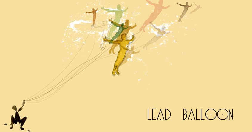 Lead Balloon by arnoldavid on Threadless