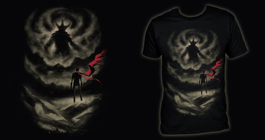 A Walk On The Wild Side by DannE-B on Threadless