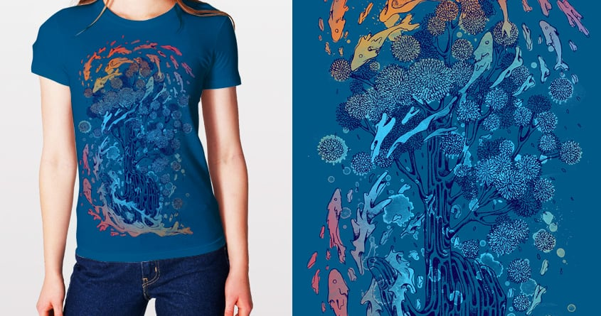 point of infinity by Steven T on Threadless
