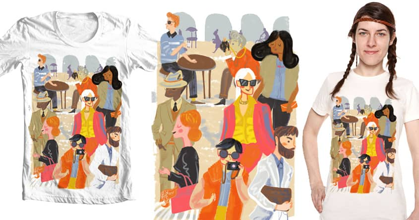 We breathe fashion by giih on Threadless