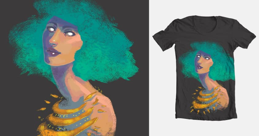 à la mode by xuaeved on Threadless