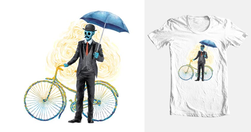 Timeless Impressionism by Iconwalk on Threadless