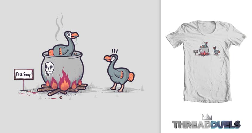 Extinction by randyotter3000 on Threadless
