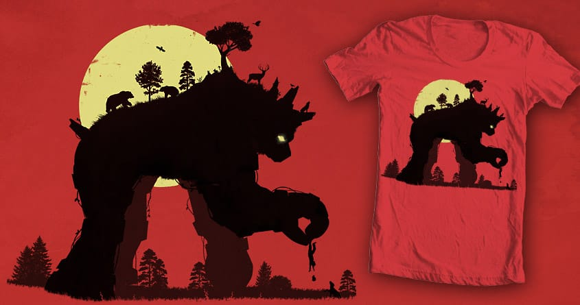The Collector by DontCallMeBlanket on Threadless