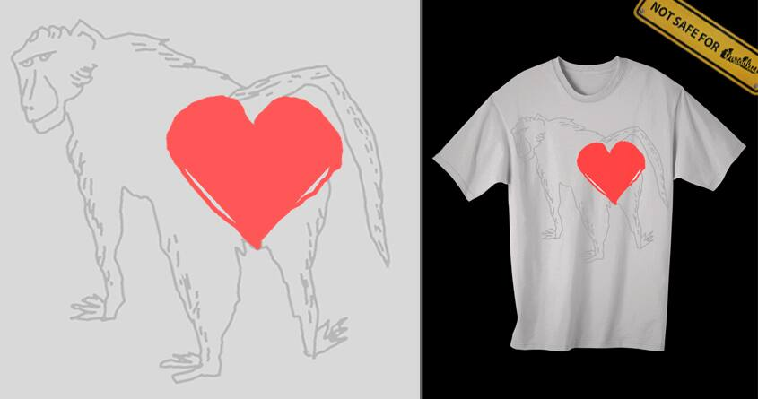 A Big ... Heart! by ArTrOcItY on Threadless