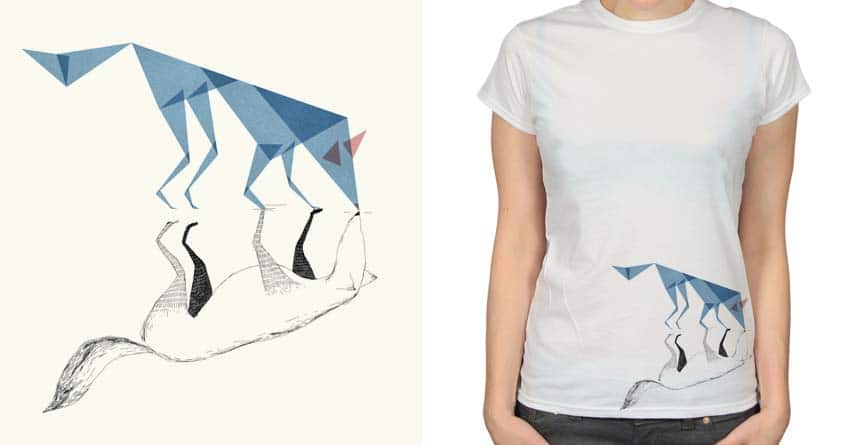 reflections by milena.tipaldo on Threadless