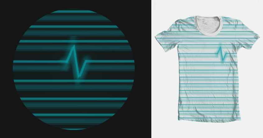 I'm alive by PaolAllen on Threadless