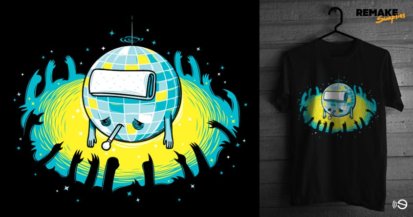 Saturday night fever by gebe and Theo86 on Threadless