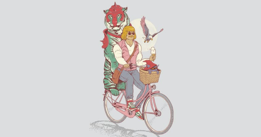 I have a bike by Rhodrigo Maia. on Threadless