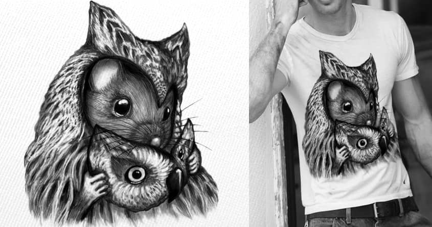 Unmask ii (reveal) by Jemae on Threadless