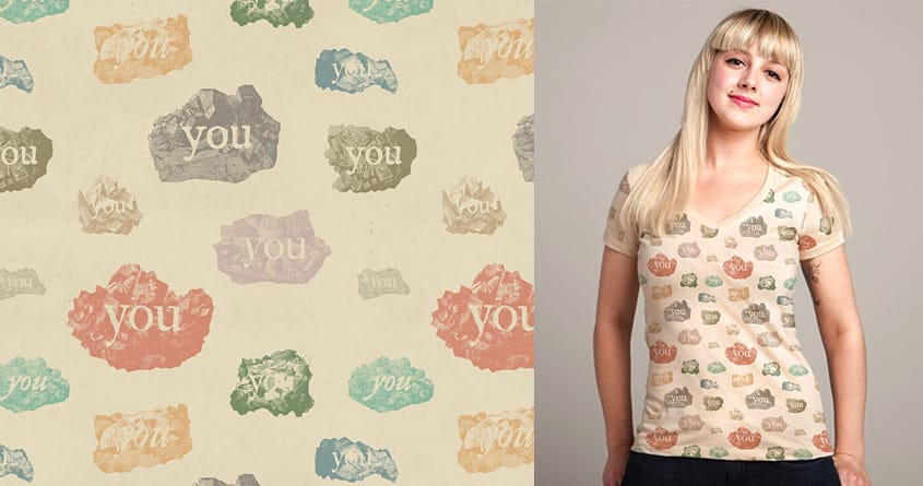 You Rock by speakerine on Threadless