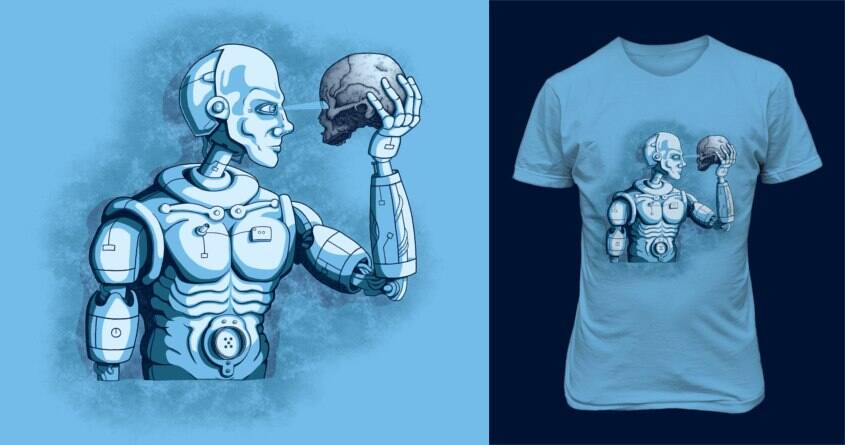 The Seeker by the robster files on Threadless