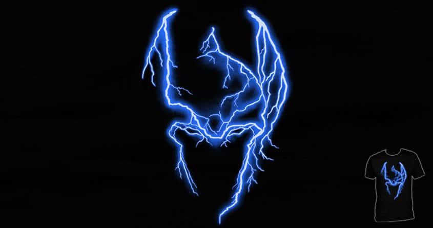 When There's Lightning.... by DannE-B on Threadless