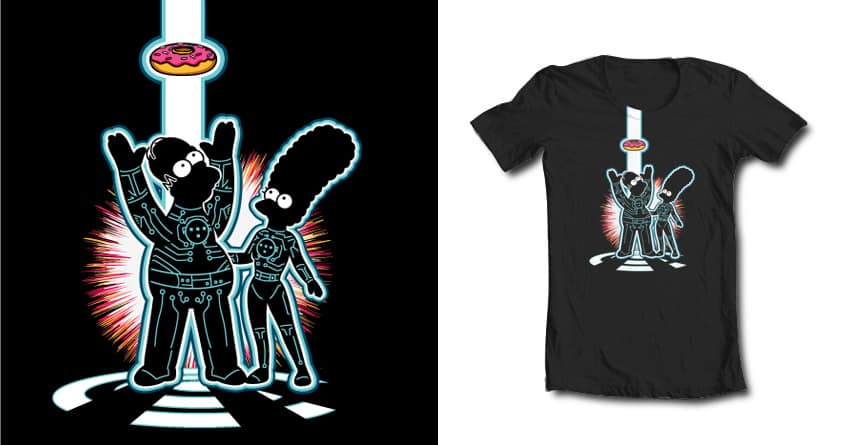 TRONUT by Flying Mouse on Threadless