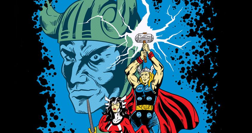 Asgard Tales by Melee_Ninja on Threadless
