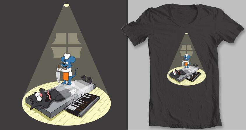 The Dinner date by mip1980 on Threadless
