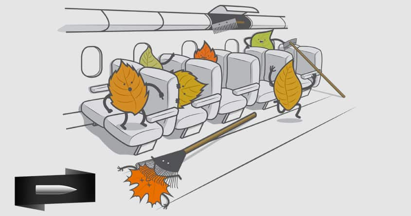 rakes on a plane by mip1980 on Threadless