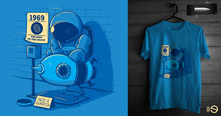 Budget cuts by gebe and goliath72 on Threadless