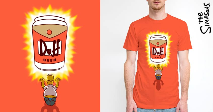 Quest for the Holy Duff by v_calahan on Threadless