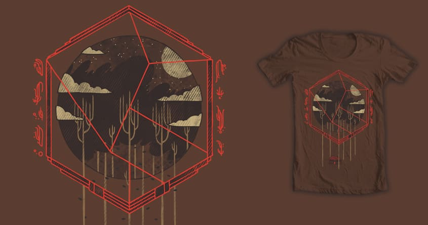 The Dark Woods by againstbound on Threadless