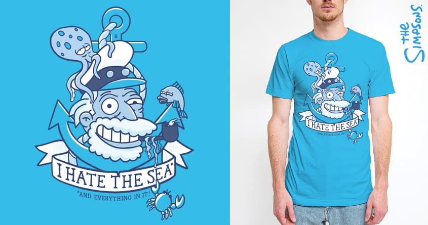 Arrrrrrrr! by v_calahan on Threadless