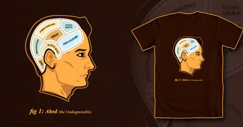 Intro to Phrenology by Winter the artist on Threadless