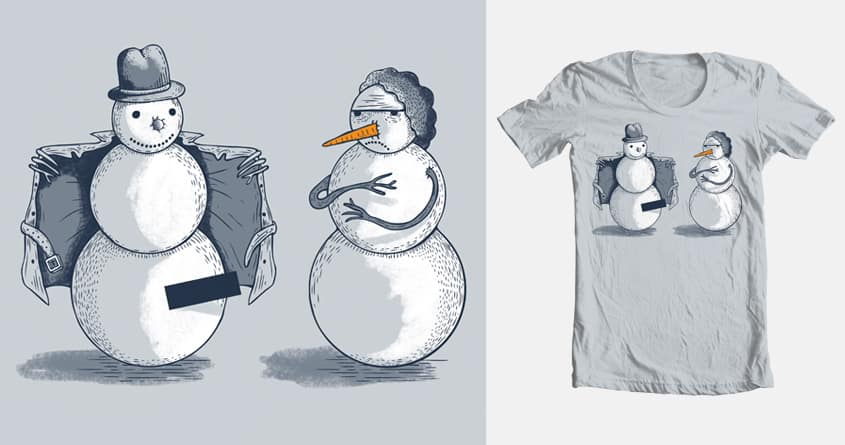 Beta-carotene anyone? by montt on Threadless