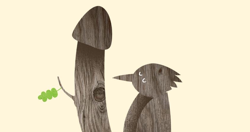 Woodpecker by Wharton on Threadless