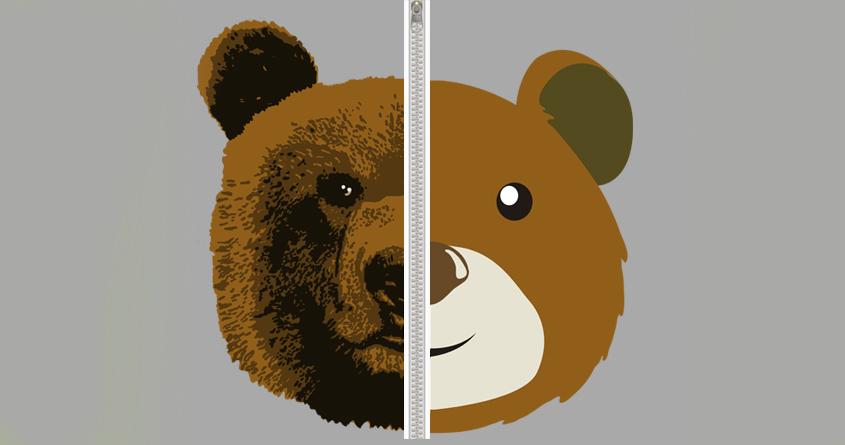 Real teddy by Betowski on Threadless