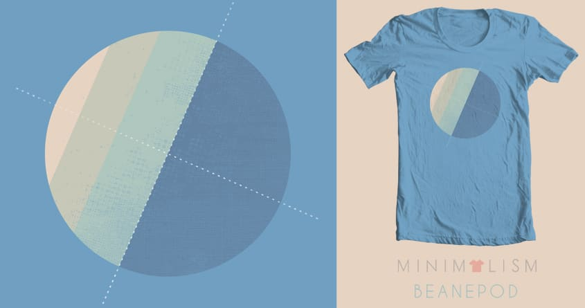 23.4° by BeanePod on Threadless