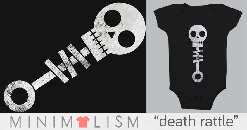 Death Rattle by Chayground on Threadless