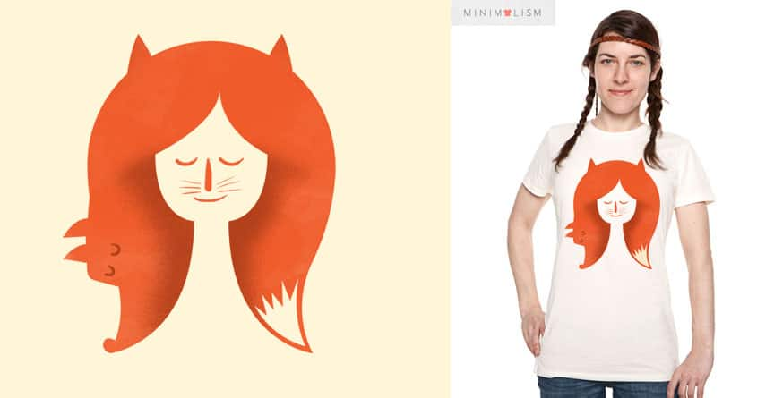 Foxy Lady by Wharton on Threadless