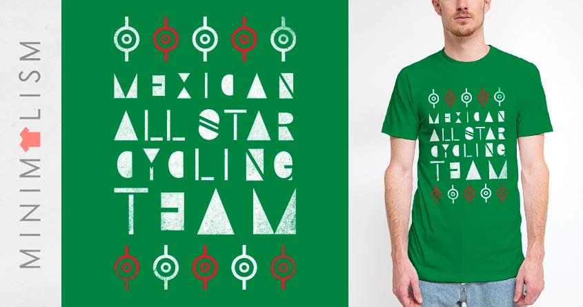 Mexican All Star by v_calahan on Threadless