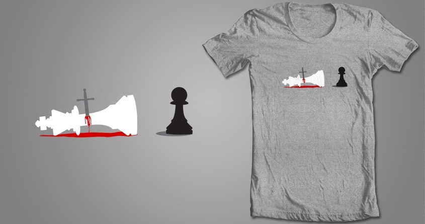 Checkmate  by goliath72 and mip1980 on Threadless
