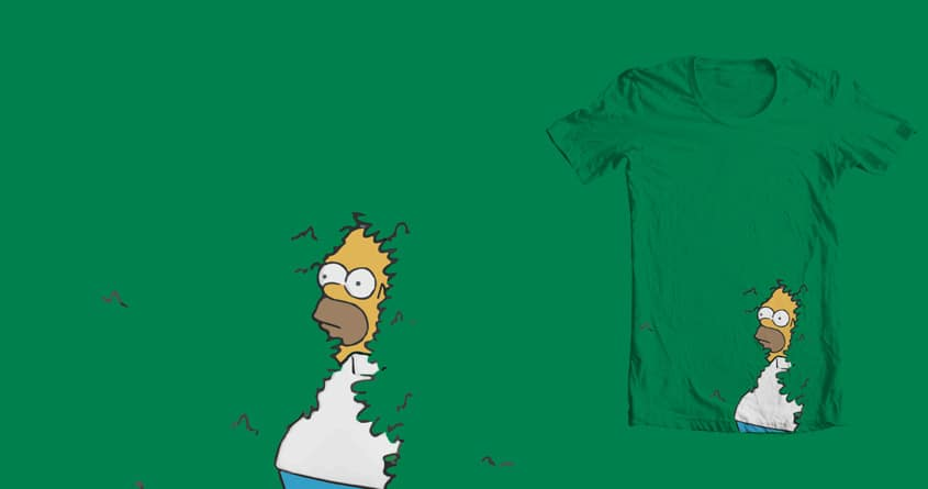 HOMER J-1000 by ronemahone on Threadless
