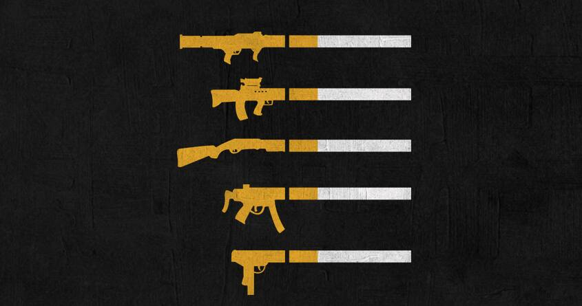 Lung Bullets by Evan_Luza on Threadless