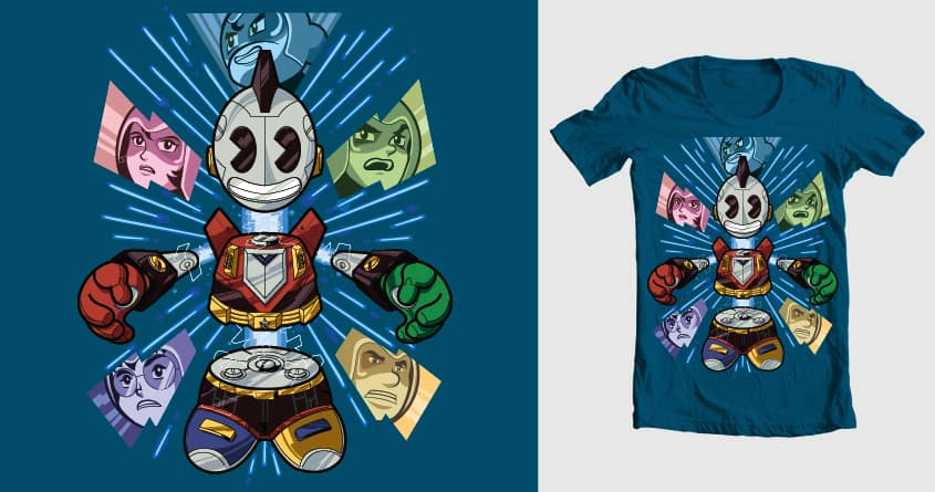 Score And I'll form the head! by jethrosketch on Threadless