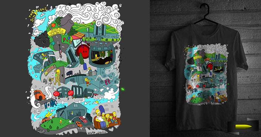 The Opening Sequence by azrael5 on Threadless