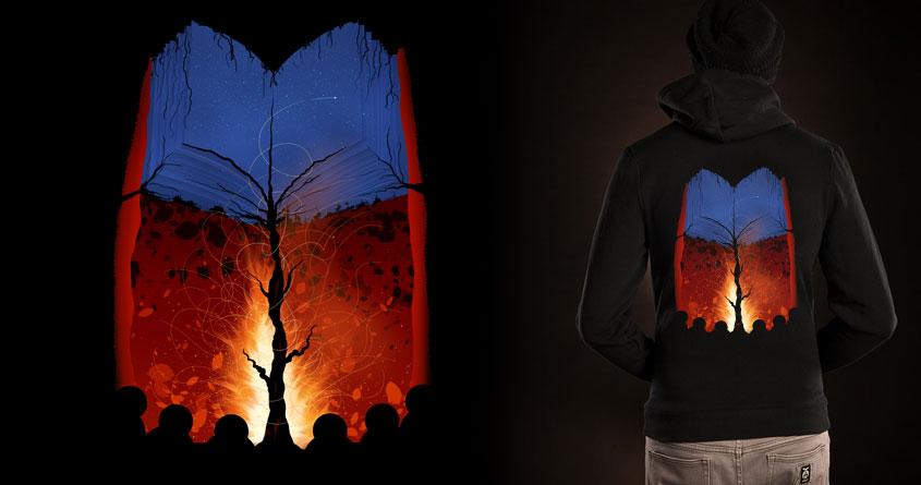 Campfire stories by adamlofting on Threadless