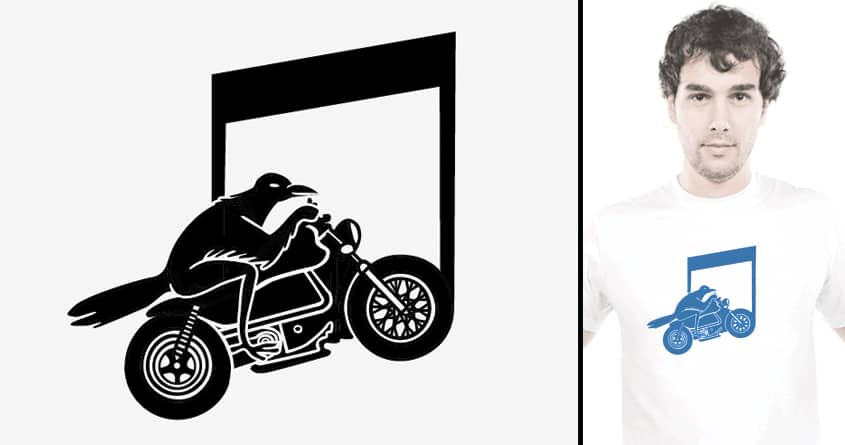 Tinnitus by Montro on Threadless