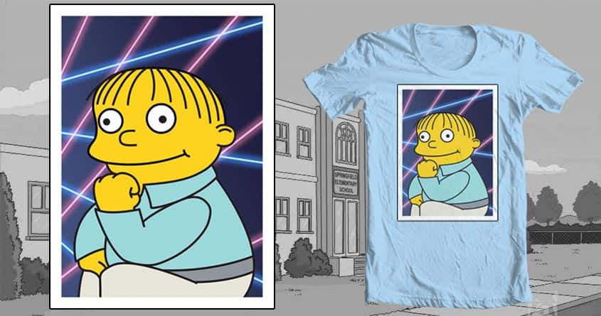 Yay! It's laser day! by P-Tron on Threadless