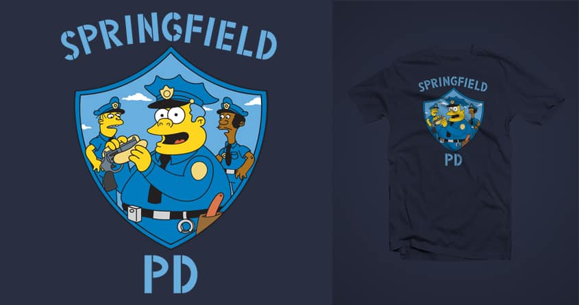 BADCOPSBADCOPS by FRICKINAWESOME and tides on Threadless