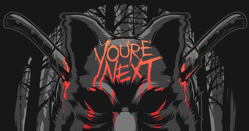 You're Next.... by Philos88 on Threadless