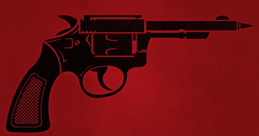 Pen > Gun by Evan_Luza on Threadless