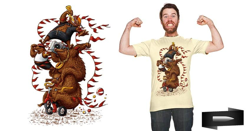 Ride Free! by Mantichore and goliath72 on Threadless