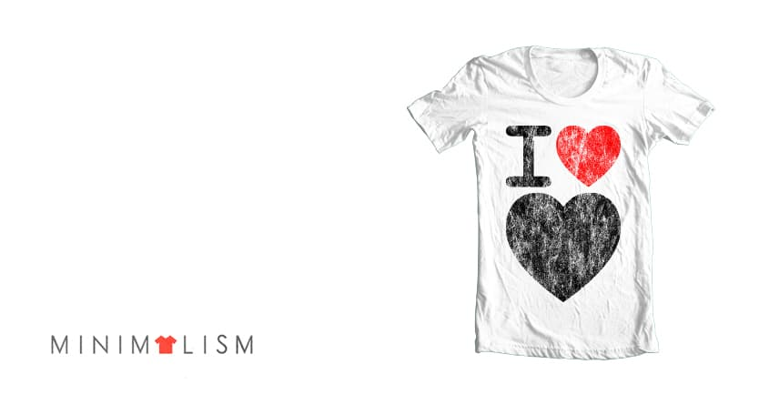 I Love LOVE! by TMwG on Threadless