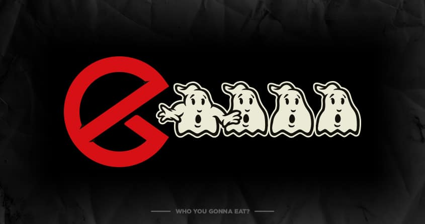 Who You Gonna Eat? by WanderingBert on Threadless