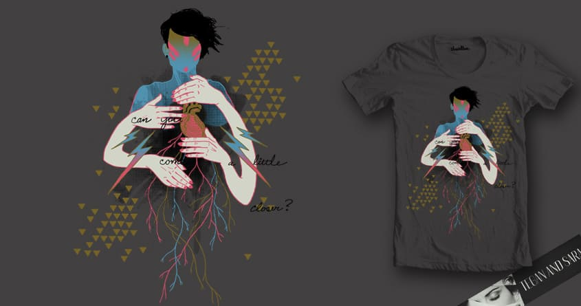 The Rush by wytrab8 on Threadless