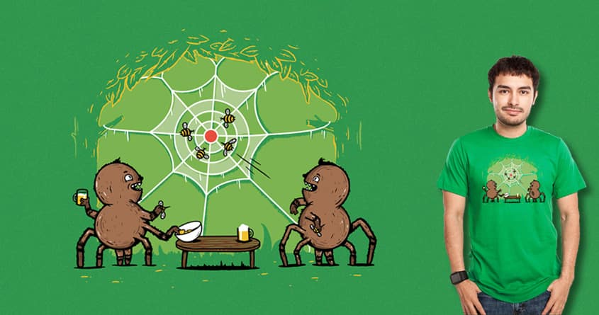 Webseye! by FRICKINAWESOME and zayedforsale on Threadless