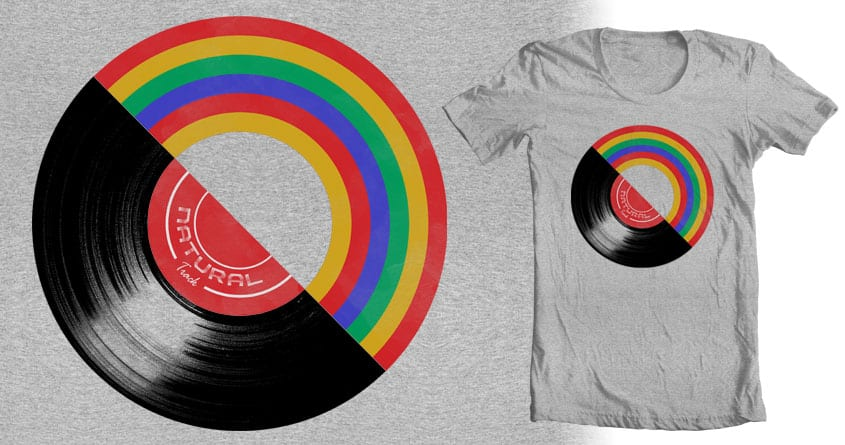 Song of The Rainbow by eQuivalent on Threadless